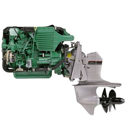 Picture for category TYPE-Volvo Penta KAD32 Series
