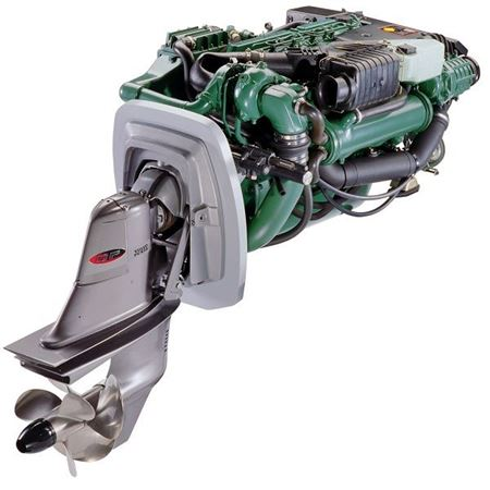 Picture for category TYPE-Volvo Penta KAD300 Series