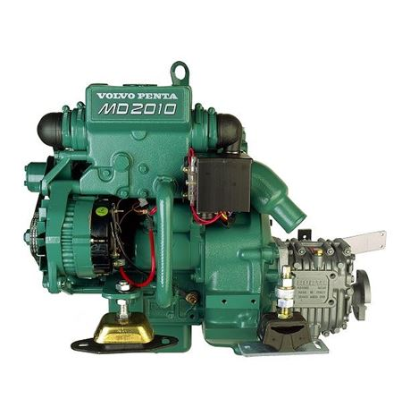 Picture for category TYPE-Volvo Penta MD2010 Series