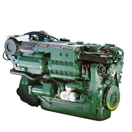 Picture for category TYPE-Volvo Penta TAMD Series