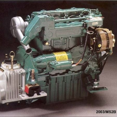 Picture for category TYPE-Volvo Penta 2003t series