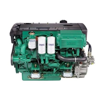 Picture for category TYPE-Volvo Penta D4 Series
