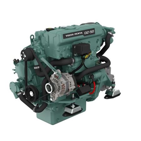 Picture for category TYPE-Volvo Penta D2 Series