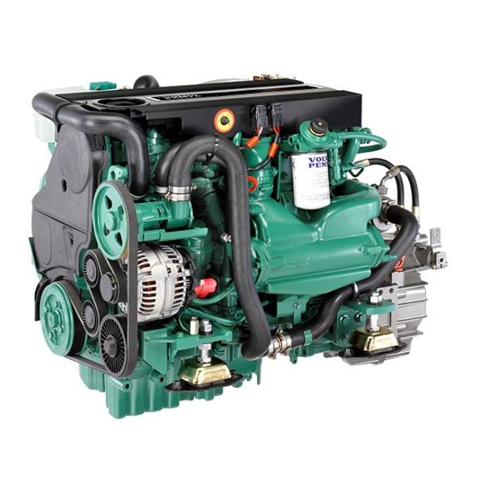 Picture for category TYPE-Volvo Penta Earlier D3