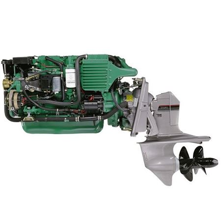 Picture for category TYPE-Volvo Penta KAD44 Series