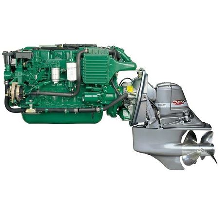 Picture for category TYPE-Volvo Penta KAD42 Series