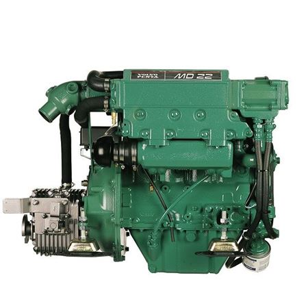 Picture for category TYPE-Volvo Penta MD22 Series