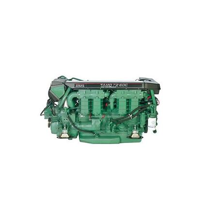 Picture for category TYPE-Volvo Penta TAMD 72 Series