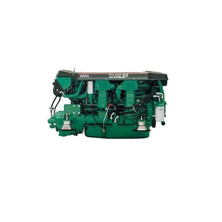 Picture for category TYPE-Volvo Penta TAMD 62 Series