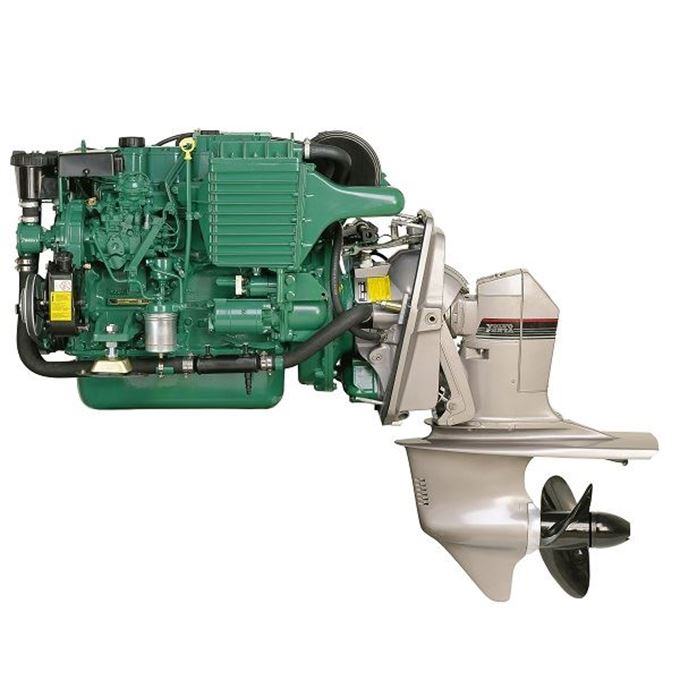 Picture for category TYPE-Volvo Penta 250SP Series