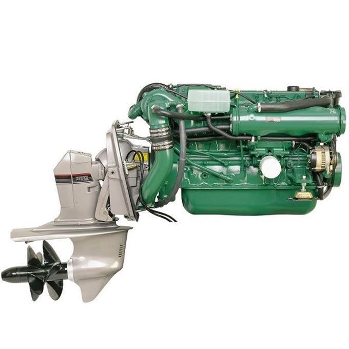 Picture for category TYPE-Volvo Penta DP-D Sterndrive