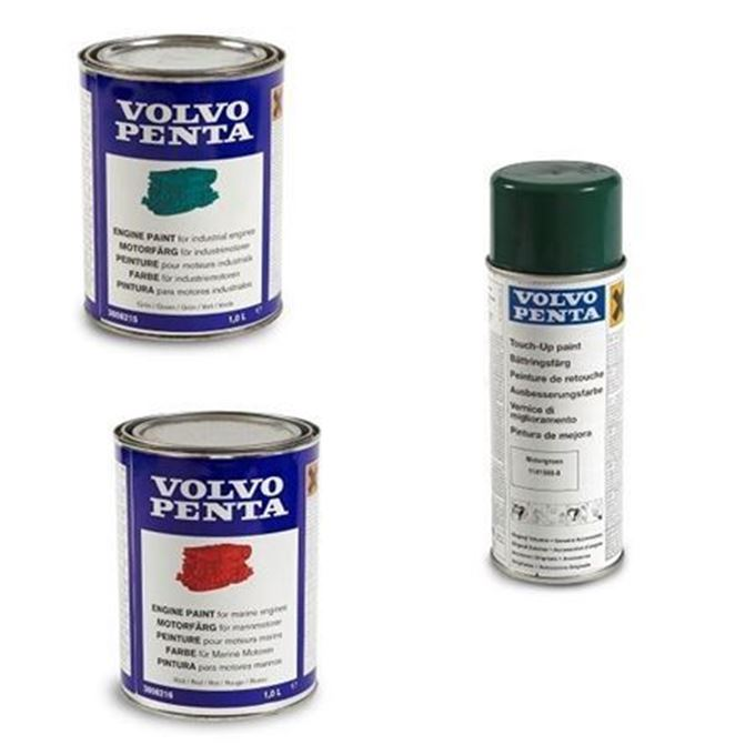 Picture for category Volvo Penta Engine Paint
