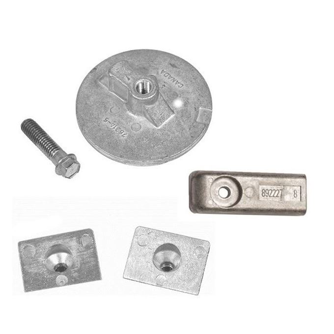 Picture for category TYPE-Mariner Anodes