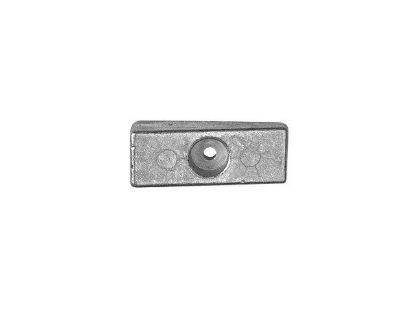 Mariner Mercury gearcase side anode, Part Number 97-826134Q