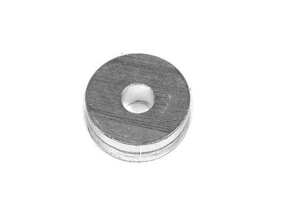 Mariner Mercury gearcase round anode, Part Number 97-823912