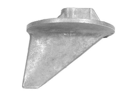 Picture of Mariner Mercury Trim Tab Anode, Part Number 97-31640Q4