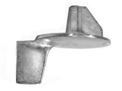 Picture of Mariner Mercury Trim Tab Anode, Part Number 97-98432Q6