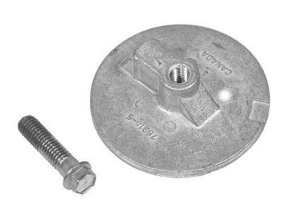 Mercruiser Alpha One Gen 2 and Bravo trim anode, Part Number 97-76214Q5