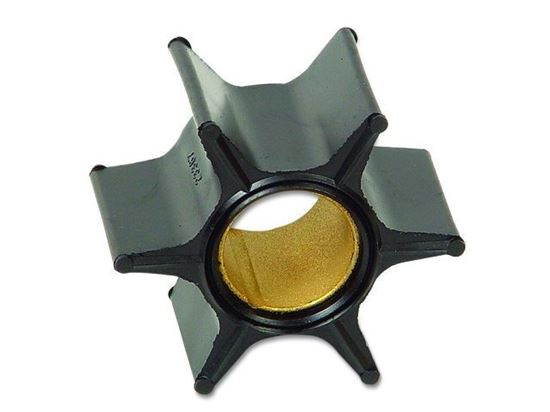 Picture of Mercruiser Alpha One Water Pump Impeller, Part Number 47-89984T4
