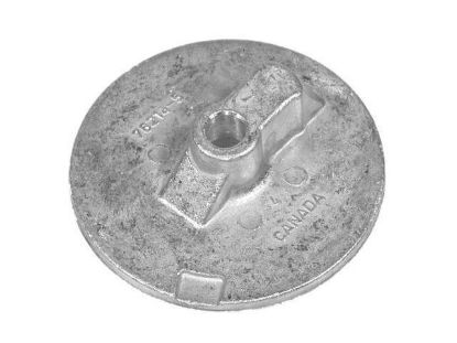 Picture of Mercruiser Bravo 3 Trim Anode, Part Number 97-762144
