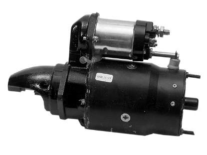 Picture of Mercruiser Starter Motor, Part Number 50-863007A1