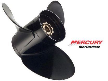 Mercruiser 19P propeller, Black Max, Part Number 48-832830A45