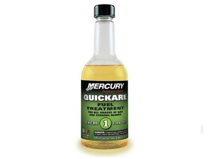 Quicksilver Quickare fuel treatment, Part Number 92-8M0079743