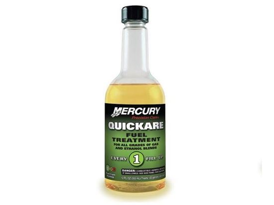 Quicksilver Quickare fuel treatment, Part Number 92-8M0079743