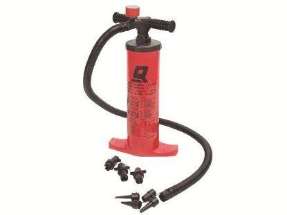 Quicksilver inflatable double action stirrup pump, Part Number 62-889345Q01