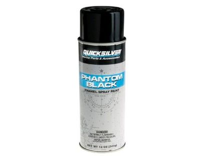 Picture of Quicksilver Phantom Black Paint, Part Number 92-802878Q1