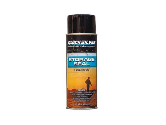 Picture of Quicksilver Storage Seal Fogging Oil, Part Number 92-858081Q03