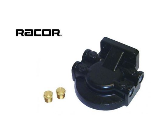 Racor water separating fuel filter head bracket, Part Number 89876A3