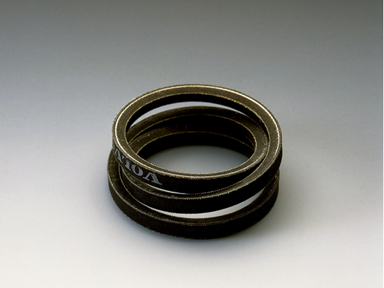 Picture of Volvo Penta Drive Belt for D2 55C, D2 50F, D2 60F and D2 75 engines, Part Number 3584086