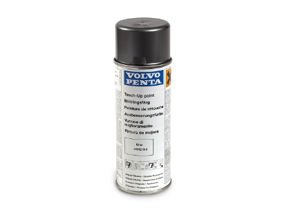 Volvo Penta spray paint in silver for SX, DPS Sterndrives, Part Number 3851219