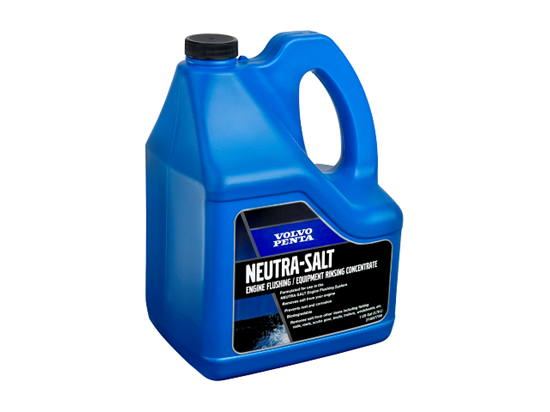 Picture of Volvo Penta Neutra Salt engine flushing chemical 4 litre, Part Number 21687796