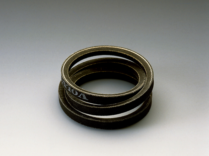 Picture of Volvo Penta Saltwater Pump Belt for Later D3 engines, Part Number 21160912