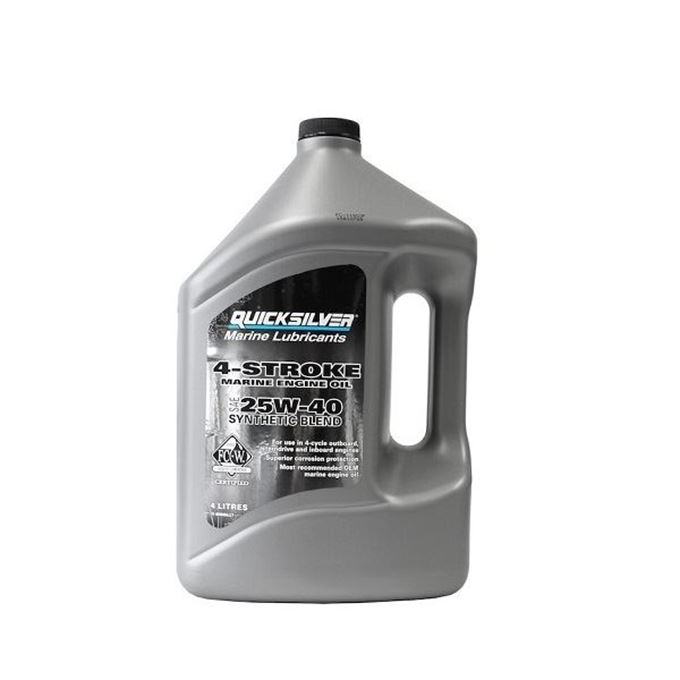 Picture for category Quicksilver oils and lubricants for Mercruiser