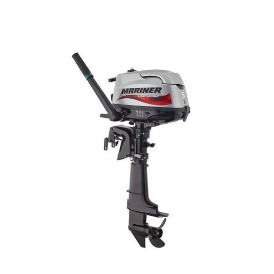Picture of Mariner F5 MLHA Sailmate,  5 HP Outboard