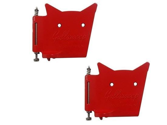 GS-8, Gullsweep replacement red vanes set