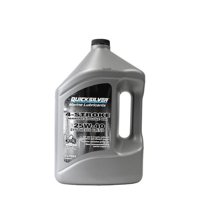 Picture for category Quicksilver Oils and Lubricants