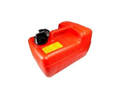 Quicksilver 12 litre quick release fuel tank, Part Number 1200-8M0083449