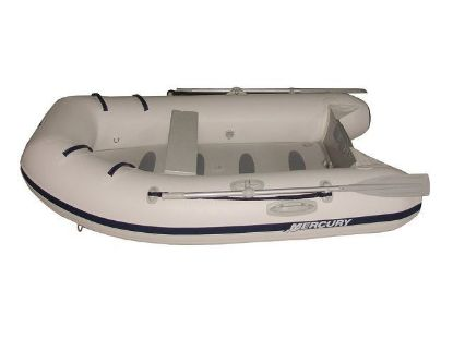 Picture of Quicksilver Air Deck 300 PVC White