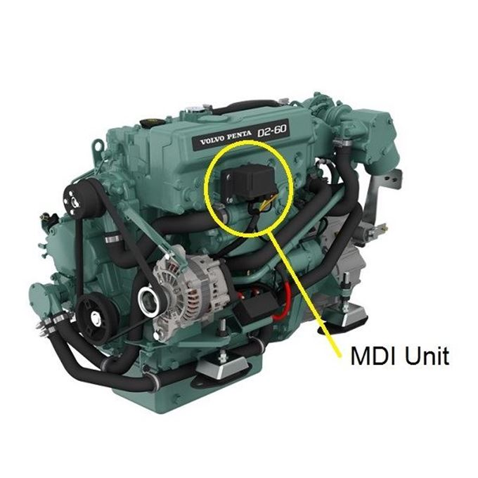Picture for category TYPE-Volvo Penta MDI Units