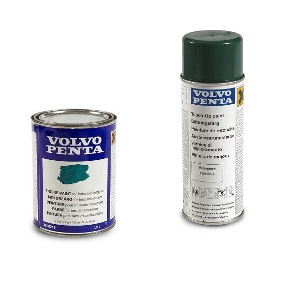 Picture for category TYPE-Volvo Penta Genuine Paints