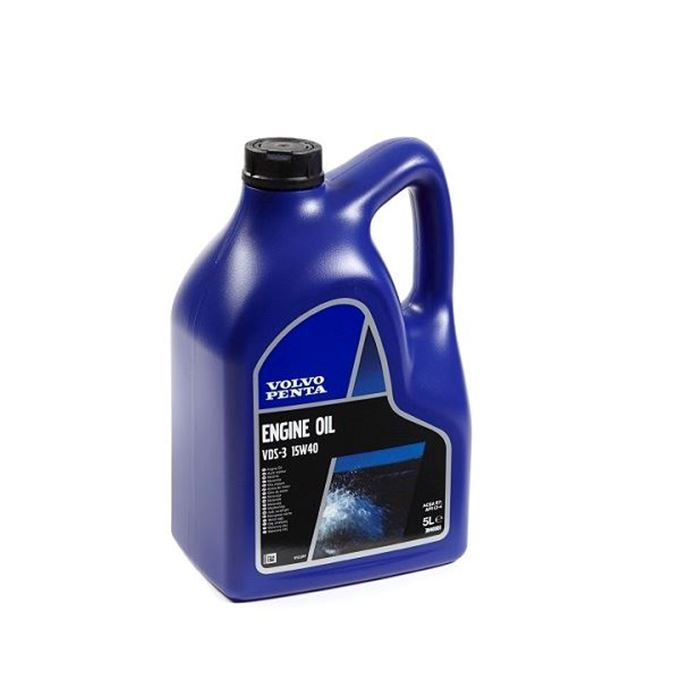 Picture for category TYPE-Volvo Penta Oils