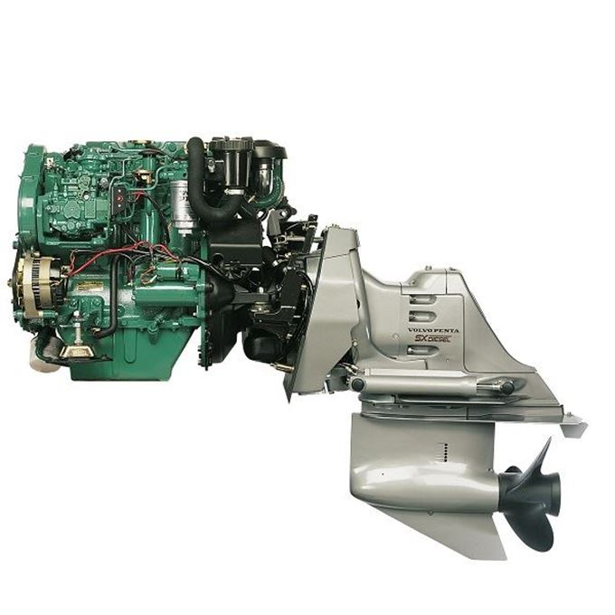 Picture for category TYPE-Volvo Penta SX 2007 Onwards