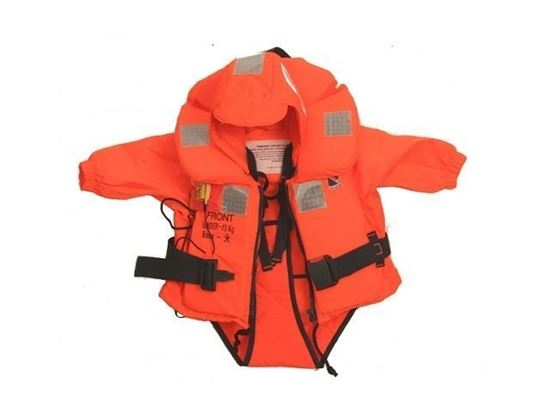 Baby life jacket for babies up to 15KG