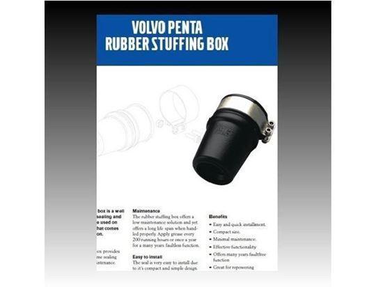 Picture of Volvo Penta Stuffing box Lip Seals PDF