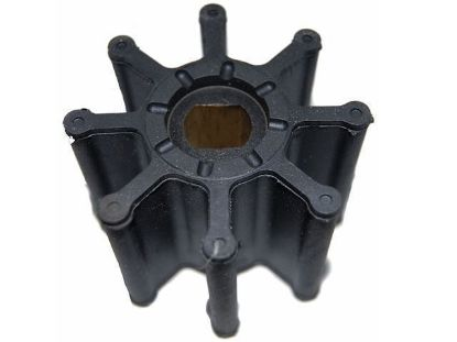 Picture of Quicksilver Impeller for F2.5, F3.5, F4, F5, F6, Part Number 47-161543