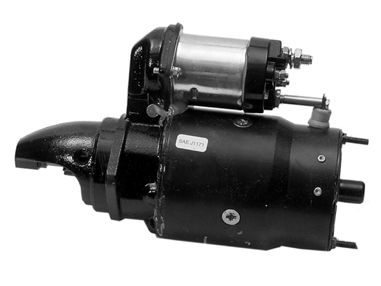 Picture of Mercruiser Starter Motor to replace 50-863007A1, Part Number SDR0253